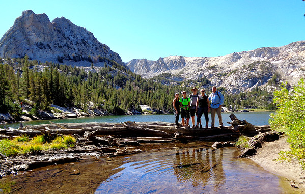 Crystal Lake Hike and Mammoth Area Sightseeing, September 9, 2018