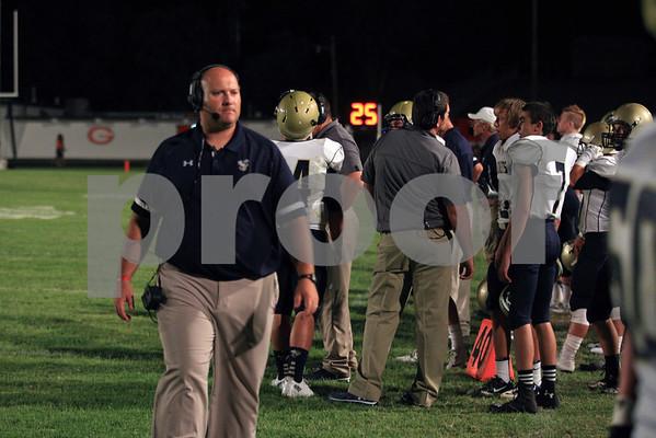 KHS Varsity Football vs Guymond