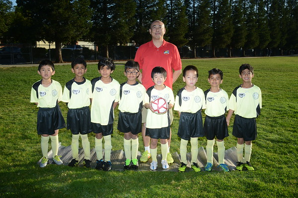 10-21-17 Cup AYSO Teams