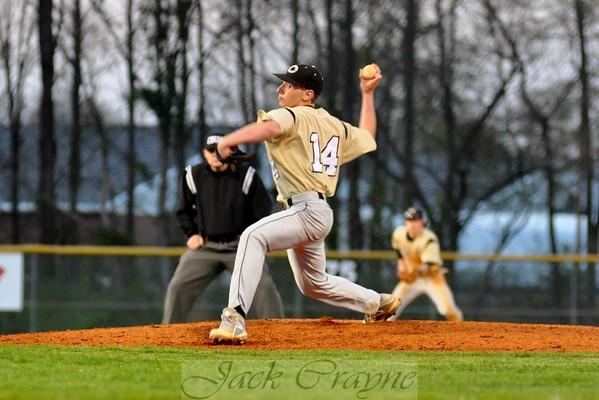 2015 Camden High School Baseball and Softball