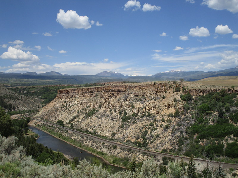 Day 3 - The Colorado River Headwaters Scenic Byway, near Burns, CO.