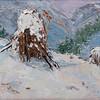 Winter's Cover 11x14 $500 w