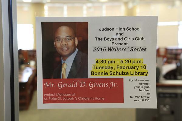 GERALD  D. GIVENS JR.