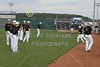 Monday, April 18, 2011 - Licking Valley Panthers at Granville Blue Aces - This game was to honor Auston Laymon, a senior classmate and teammate that lost his life in a traffic accident on May 23, 2010
