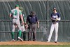 Wednesday, April 4, 2012 - Granville Blue Aces at Newark Catholic Green Wave