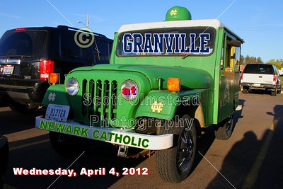 2012 Granville at Newark Catholic (04-04-12)