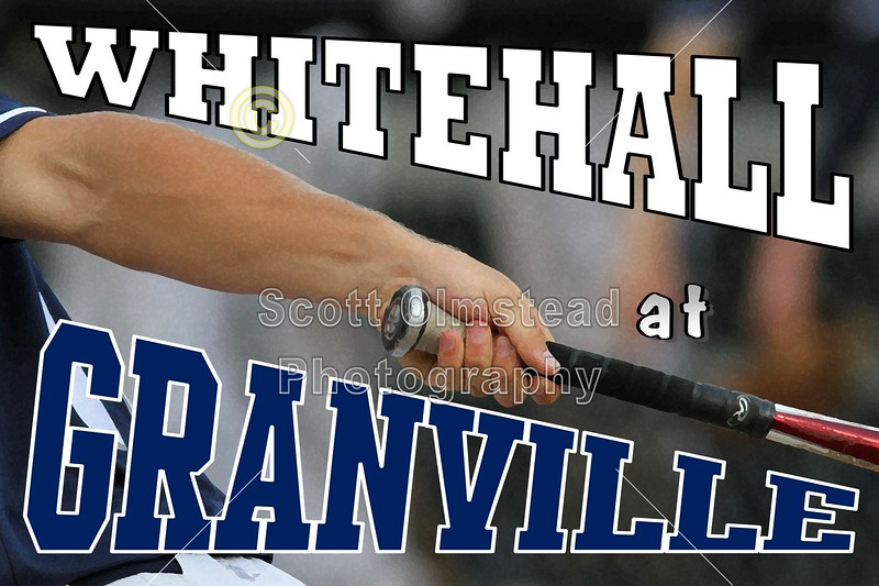 Monday, April 30, 2012 - Whitehall-Yearling Rams at Granville Blue Aces