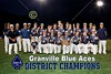Wednesday, May 22, 2013 - The Ohio High School District Championship held at Beavers Field in Lancaster, Ohio - Granville Blue Aces versus St. Frances DeSales Stallions