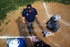 Monday, April 21, 2014 - Licking Valley Panthers at Granville Blue Aces