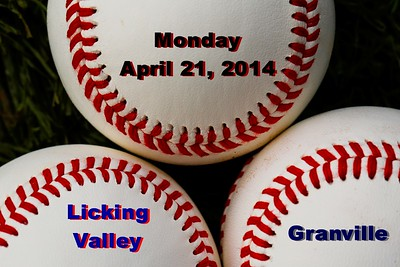 2014 Licking Valley at Granville (04-21-14)