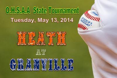 2014 OHSAA Tournament Heath at Granville (05-13-14)