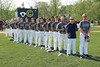 Tuesday, May 13, 2014 - O.H.S.A.A. State Tournament - Heath Bulldogs at Granville Blue Aces