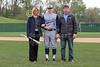 Matt Crudele, Senior Jersey Number 8 - Reynoldsburg High School Raiders at Granville High School Blue Aces - Saturday, April 30, 2016