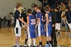 Team Captains - Thursday, December 9, 2010 - Lakewood Lancers at Granville Blue Aces - 8th Grade Basketball