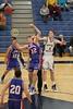 1st Quarter - Friday, December 17, 2010 - Lakewood Lancers at Granville Blue Aces - Junior Varsity Basketball
