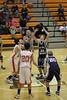1st Quarter - Saturday, January 15, 2011 - Granville Blue Aces at Heath Bulldogs - Junior Varsity