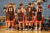 4th Quarter - Tuesday, February 15, 2011 - Heath Bulldogs at Granville Blue Aces - FRESHMEN