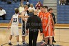 Team Captains - Tuesday, February 15, 2011 - Heath Bulldogs at Granville Blue Aces - JUNIOR VARSITY