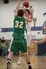 2nd Quarter - Wednesday, January 12, 2011 - Newark Catholic Green Wave at Granville Blue Aces - VARSITY