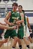 2nd Quarter - Wednesday, January 12, 2011 - Newark Catholic Green Wave at Granville Blue Aces - VARSITY