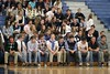 The ACESlyum Student Section - Friday, January 7, 2011 - Columbus Academy Vikings at Granville Blue Aces - Varsity Game