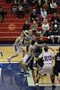 1st Quarter - Saturday, January 29, 2011 - Granville Blue Aces at Lakewood Lancers - VARSITY