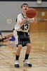 Pregame Warm-Ups - Thursday, December 9, 2010 - Lakewood Lancers at Granville Blue Aces - 7th Grade Basketball