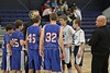 Team Captains - Thursday, December 9, 2010 - Lakewood Lancers at Granville Blue Aces - 7th Grade Basketball