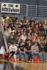 The ACESylum Student Section - Tuesday, December 7, 2010 - Licking Heights Hornets at Granville Blue Aces - Varsity Game