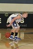 (20) Steven Carpenter - 1st Quarter - Tuesday, December 07, 2010 - Licking Heights Hornets at Granville Blue Aces - Junior Varsity Basketball