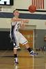 1st Quarter - Tuesday, December 07, 2010 - Licking Heights Hornets at Granville Blue Aces - Junior Varsity Basketball