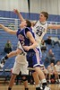 1st Half - Saturday, December 11, 2010 - Licking Valley Panthers at Granville Blue Aces - Freshmen Game