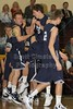 Team Introductions - Tuesday, December 6, 2011 - Granville Blue Aces at Licking Heights Hornets - VARSITY