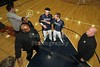 Team Captains - Tuesday, February 14, 2012 - Columbus Academy Vikings at Granville Blue Aces - VARSITY