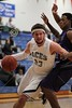 1st Quarter - Saturday, January 7, 2012 - Africentric Early College Nubians at Granville Blue Aces - VARSITY