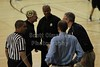 Pregame - Tuesday, February 20, 2012 - FRESHMEN TOURNAMENT held at Newark High School - Granville Blue Aces versus Westerville Central Warhawks