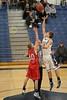 1st Quarter - Saturday, January 28, 2012 - Lakewood Lancers at Granville Blue Aces - FRESHMEN