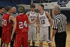 Team Captains - Saturday, January 28, 2012 - Lakewood Lancers at Granville Blue Aces - FRESHMEN