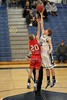 1st Quarter - Saturday, January 28, 2012 - Lakewood Lancers at Granville Blue Aces - FRESHMEN