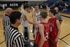 Team Captains - Saturday, January 28, 2012 - Lakewood Lancers at Granville Blue Aces - FRESHMEN