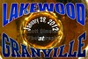 Saturday, January 28, 2012 - Lakewood Lancers at Granville Blue Aces