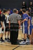 Team Captains - Thursday, January 19, 2012 - Lakewood Lancers at Granville Blue Aces - 8th Grade
