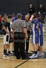 Team Captains - Thursday, January 19, 2012 - Lakewood Lancers at Granville Blue Aces - 8th Grade
