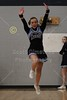 Pregame Warm-Ups - Thursday, January 19, 2012 - Lakewood Lancers at Granville Blue Aces - 8th Grade