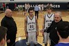 Team Captains - Saturday, January 28, 2012 - Lakewood Lancers at Granville Blue Aces - JUNIOR VARSITY