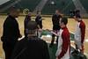 Team Captains - Wednesday, February 22, 2012 - O.H.S.A.A. TOURNAMENT - Granville Blue Aces versus Big Walnut Eagles