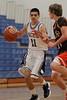 1st Quarter - Saturday, December 10, 2011 - Heath Bulldogs at Granville Blue Aces - FRESHMEN