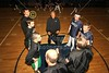 Team Captains - Wednesday, December 21, 2011 - Newark Catholic Green Wave at Granville Blue Aces - VARSITY