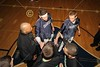 Team Captains - Wednesday, December 21, 2011 - Newark Catholic Green Wave at Granville Blue Aces - VARSITY