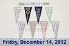 Friday, December 14, 2012 - Lakewood Lancers at Granville Blue Aces
